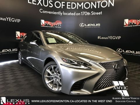 New 2018 Lexus LS 500 Executive Package