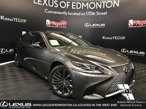 New 2018 Lexus LS 500 Luxury Package