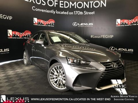 New 2018 Lexus IS 300 Luxury Package