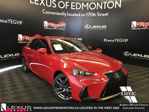 New 2018 Lexus IS 300 F Sport Series 1