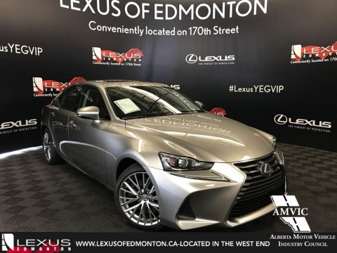 Pre-Owned 2018 Lexus IS 300 DEMO UNIT - PREMIUM PACKAGE