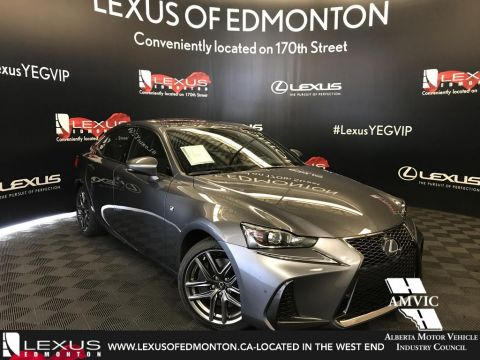 New 2018 Lexus IS 300 F Sport Series 2