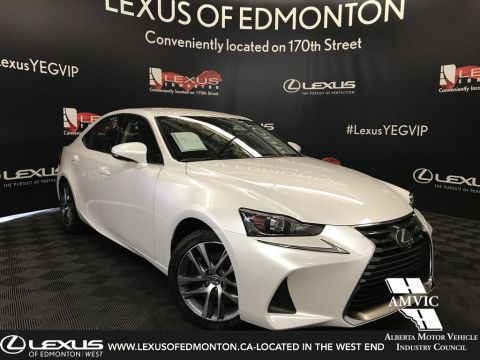 New 2019 Lexus IS 300 Standard Package
