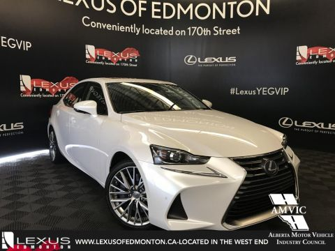Pre-Owned 2018 Lexus IS 300 DEMO UNIT - LUXURY PACKAGE