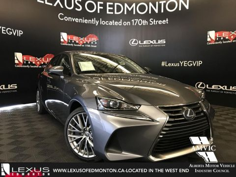New 2018 Lexus IS 300 Premium Package