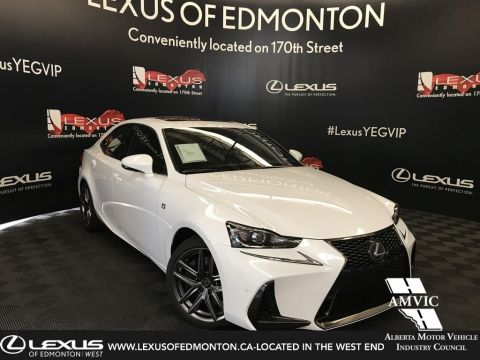 Pre-Owned 2019 Lexus IS 300 DEMO UNIT - F SPORT SERIES 2