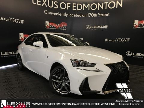 Pre-Owned 2018 Lexus IS 300 DEMO UNIT - F SPORT SERIES 2