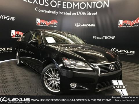 Pre-Owned 2015 Lexus GS 350 Luxury Package