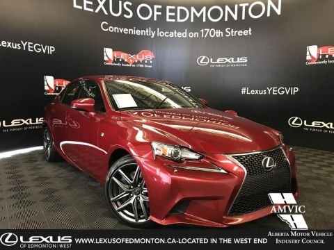 Pre-Owned 2015 Lexus IS 350 F Sport Series 2