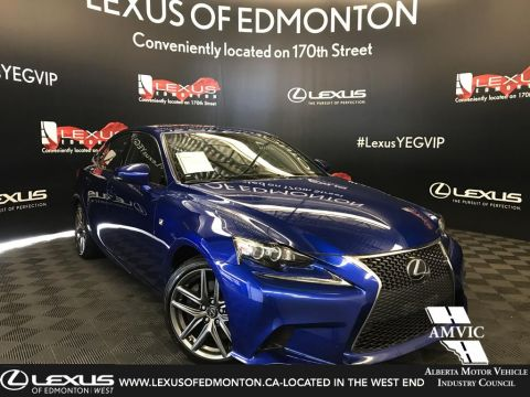 Pre-Owned 2016 Lexus IS 350 F Sport Series 3