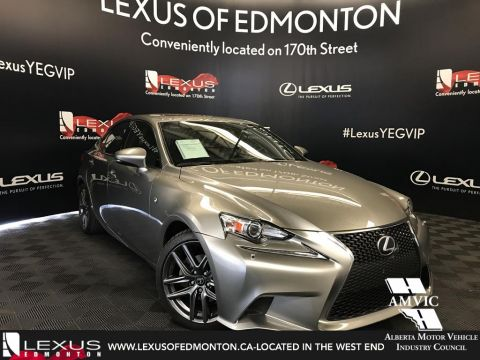 Pre-Owned 2014 Lexus IS 250 Premium F Sport Package