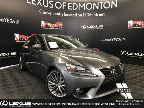 Pre-Owned 2014 Lexus IS 250 Luxury Package
