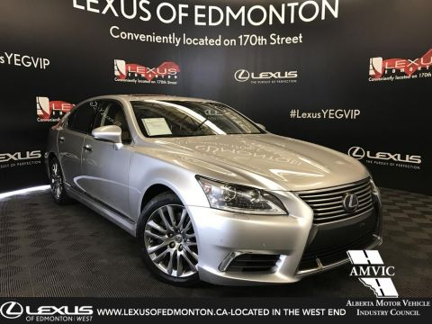 Pre-Owned 2014 Lexus LS 460 Technology Package
