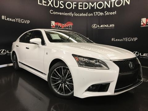 Pre-Owned 2017 Lexus LS 460 DEMO UNIT - F SPORT PACKAGE