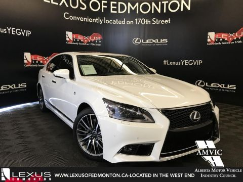 Pre-Owned 2013 Lexus LS 460 F Sport Package