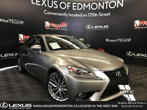 Certified Pre-Owned 2016 Lexus IS 300 Premium Package