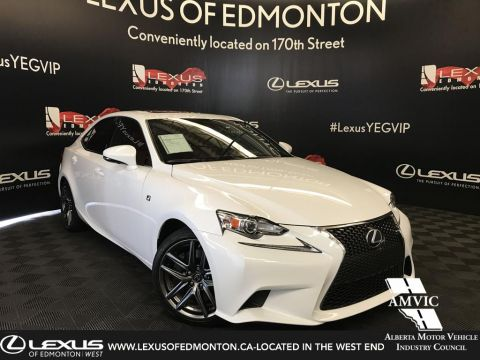 Certified Pre-Owned 2016 Lexus IS 300 F Sport Series 1