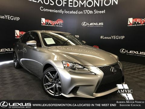 Certified Pre-Owned 2016 Lexus IS 300 F Sport Series 3
