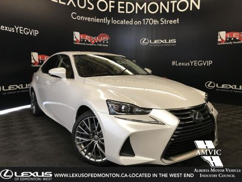 Certified Pre-Owned 2017 Lexus IS 300 Premium Package