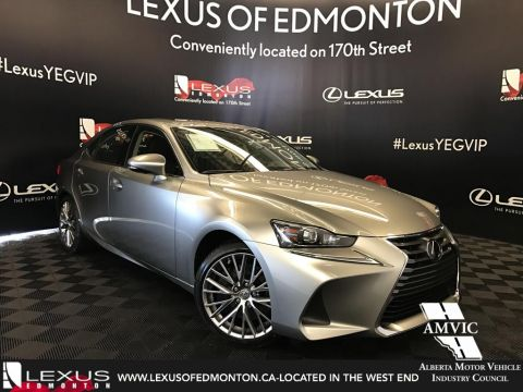 Pre-Owned 2017 Lexus IS 300 DEMO UNIT - PREMIUM PACKAGE