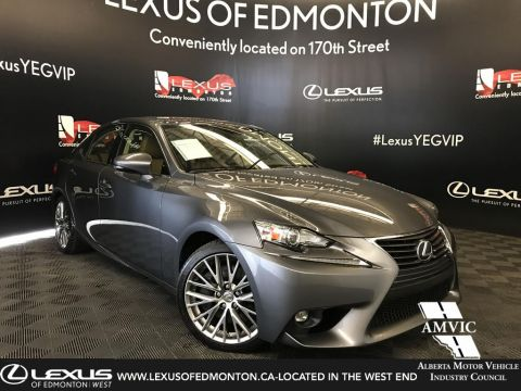 2016 lexus is 300 maintenance schedule canada