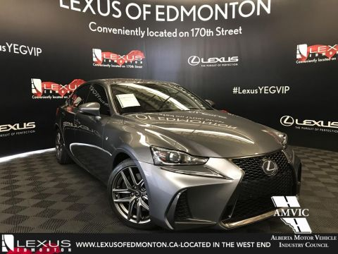 Certified Pre-Owned 2017 Lexus IS 300 F Sport Series 2