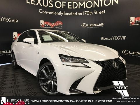 New 2018 Lexus GS 350 F Sport Series 2