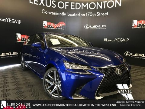Pre-Owned 2018 Lexus GS 350 DEMO UNIT - F SPORT SERIES 2