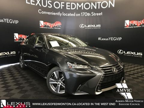 New 2018 Lexus GS 350 Premium Package