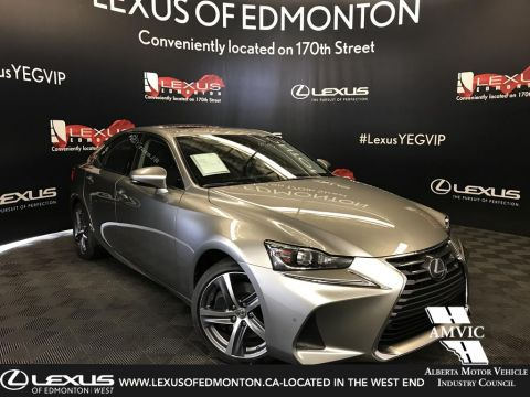 New 2019 Lexus IS 350 Executive Package