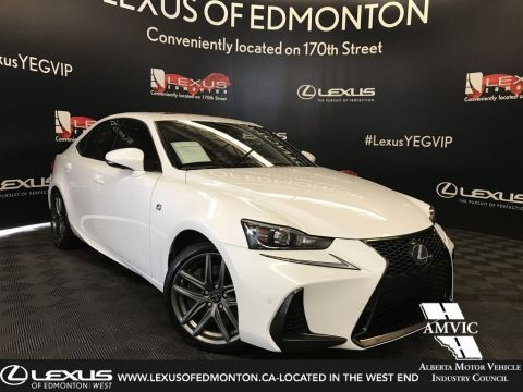 Certified Pre-Owned 2018 Lexus IS 350 AWD F Sport Series 3