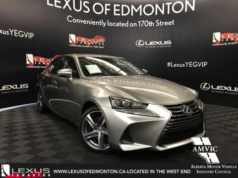 Pre-Owned 2018 Lexus IS 350 DEMO UNIT - EXECUTIVE PACKAGE