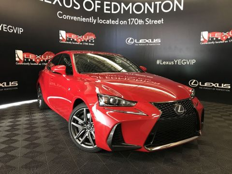 New 2018 Lexus IS 350 F Sport Series 2