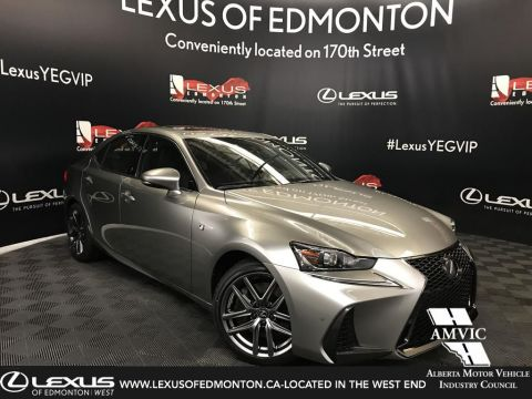 New 2019 Lexus IS 350 F Sport Series 2