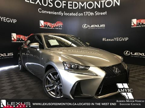 New 2018 Lexus IS 350 F Sport Series 3
