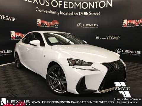 Pre-Owned 2018 Lexus IS 350 DEMO UNIT - F SPORT SERIES 3