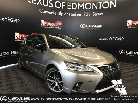Pre-Owned 2017 Lexus CT 200h DEMO UNIT - F SPORT SERIES 2