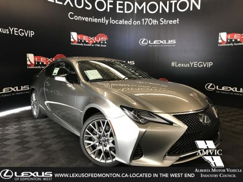 New 2019 Lexus RC 300 Premium Package