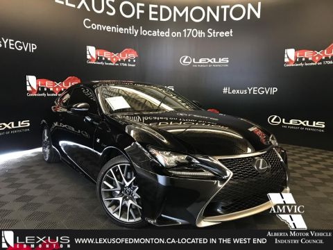 Pre-Owned 2015 Lexus RC 350 F Sport Series 2