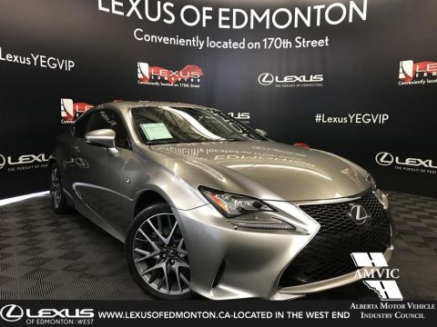 Pre-Owned 2015 Lexus RC 350 F Sport Series 1