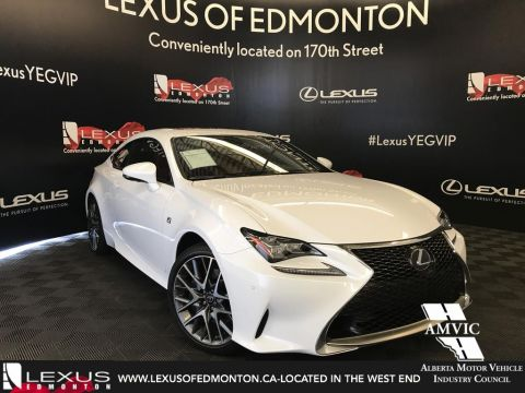 Certified Pre-Owned 2017 Lexus RC 350 F Sport Series 2