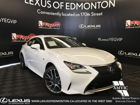 New 2018 Lexus RC 350 F Sport Series 2