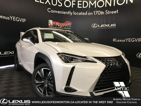 New 2019 Lexus UX 250H Luxury Package