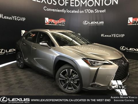 Pre-Owned 2019 Lexus UX 250H DEMO UNIT - PREMIUM PACKAGE