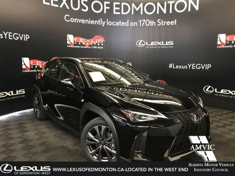 New 2019 Lexus UX 250H F Sport Series 1