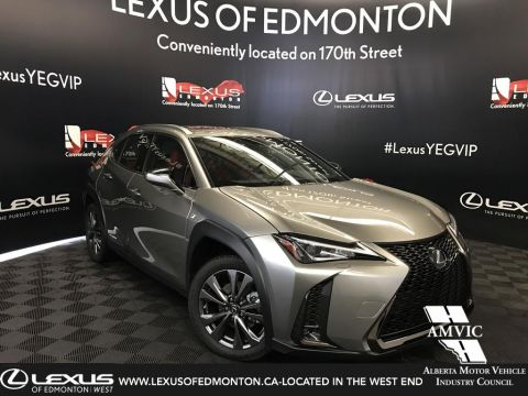 Pre-Owned 2019 Lexus UX 250H DEMO UNIT - F SPORT SERIES 1