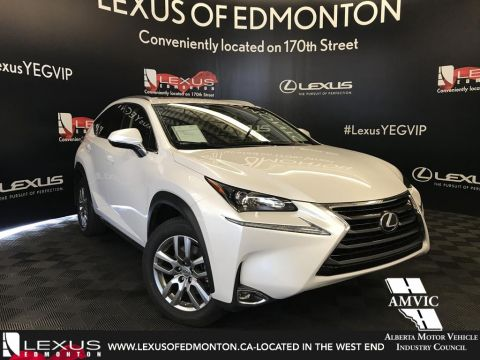 Certified Pre-Owned 2017 Lexus NX 200t Premium Package