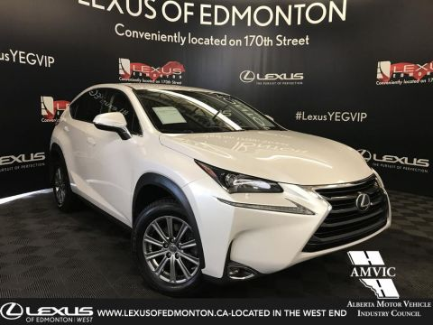 Certified Pre-Owned 2016 Lexus NX 200t Standard Package
