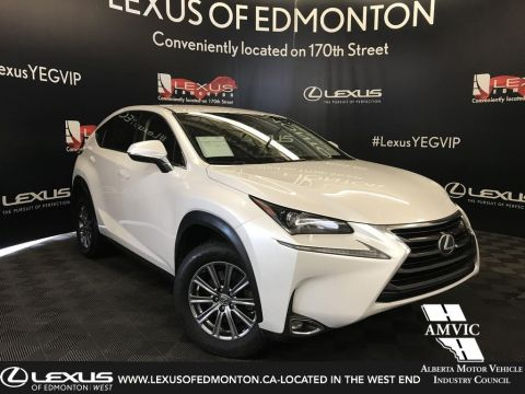 Pre-Owned 2017 Lexus NX 200t Standard Package