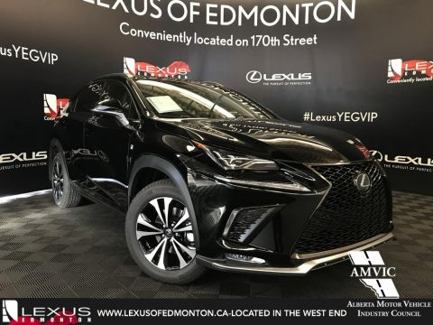 New 2018 Lexus NX 300 F Sport Series 3